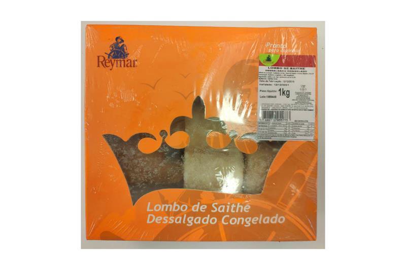 Lombo de Bacalhau Dessalgado 1 KG-1443331804
