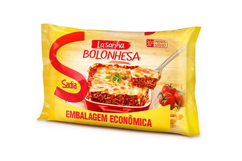 Lasanha Bolonhesa Sadia 600 G-1106540456
