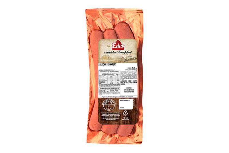 Salsicha frankfurt Eder 245 g-790550732