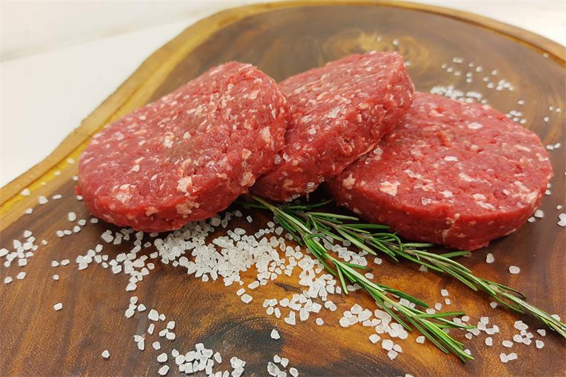Hamburguer de costela bov  bacon 1 kg-1018730213