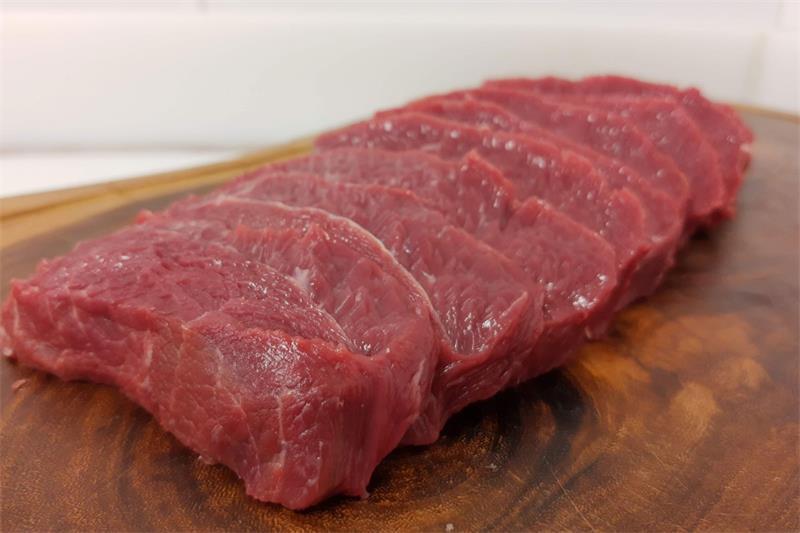 Paleta bovina em bifes 1 kg-175645751